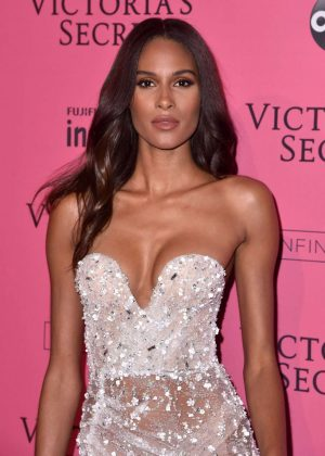 Cindy Bruna - 2018 Victoria's Secret Fashion Show After Party in NY