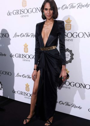 Cindy Bruna - De Grisogono Party at 70th Cannes Film Festival in France
