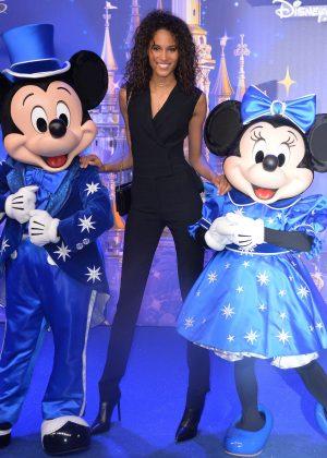 Cindy Bruna - Disneyland 25th Anniversary Celebration in Paris