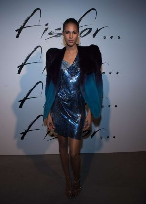 Cindy Bruna - Fendi Launch Party in New York