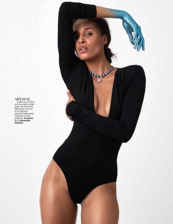 Cindy Bruna - Madame Figaro Magazine (November 2019)