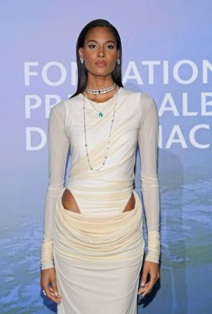 Cindy Bruna - Monte Carlo Gala for Planetary Health