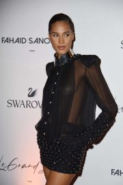 Cindy Bruna - Opening Dinner of the Fashion Week Paris