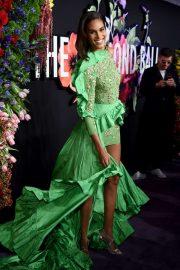 Cindy Bruna - Rihanna's 5th Annual Diamond Ball in NYC