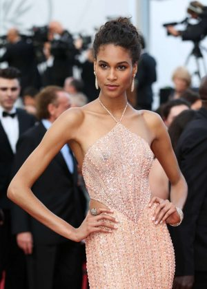 Cindy Bruna - 'The Beguiled' Premiere at 70th Cannes Film Festival