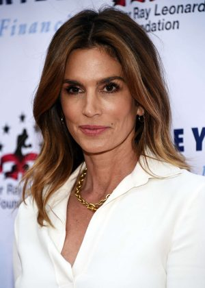 Cindy Crawford - 7th Annual Big Fighters Charity Boxing Night in Hollywood