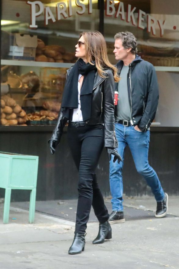 Cindy Crawford - Out in New York