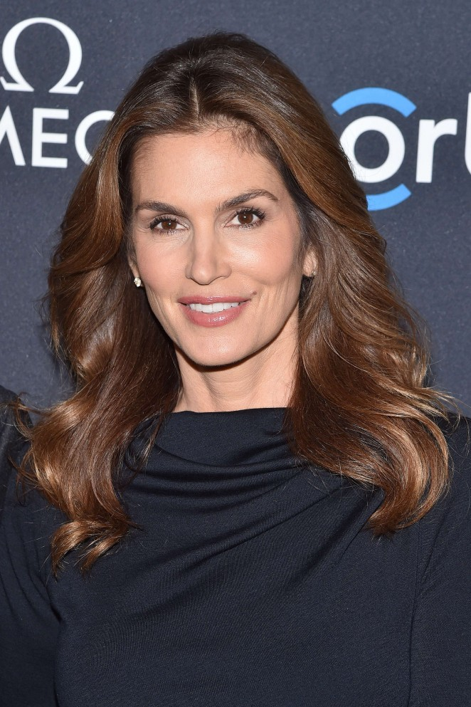 "Cindy Crawford - ""The Hospital In The Sky"" Screening in NYC"