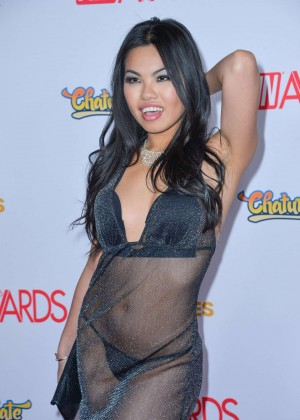 Cindy Starfall - AVN Awards 2016 in Las Vegas