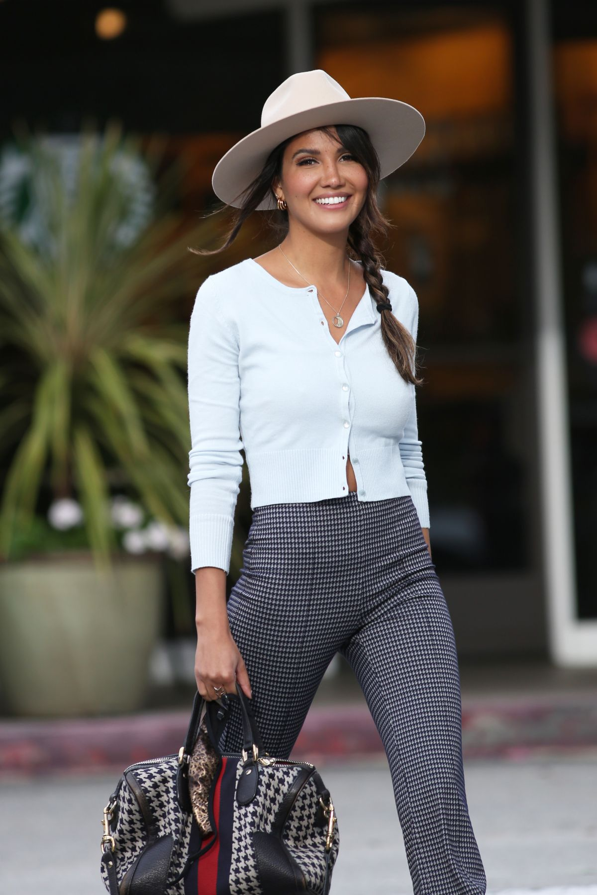 CJ Franco - Looks fashionable while out Los Angeles