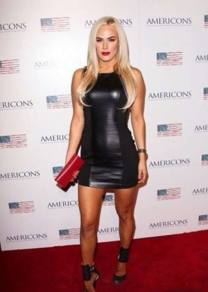 "Cj Perry - ""Americanos"" Premiere in Hollywood"