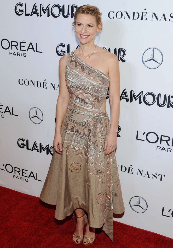 Claire Danes - 2018 Glamour Women of the Year Awards in NYC