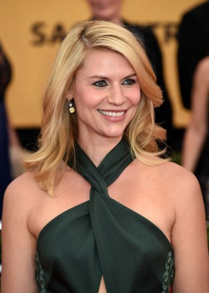 Claire Danes - 2015 Screen Actors Guild Awards in LA