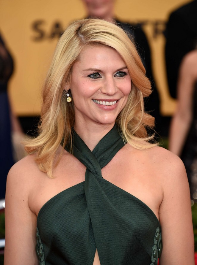 Claire Danes – 21st Annual Screen Actors Guild Awards in LA Claire Danes