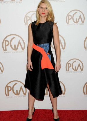 Claire Danes: 2015 Producers Guild Of America Awards -01