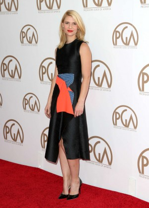 Claire Danes: 2015 Producers Guild Of America Awards -04