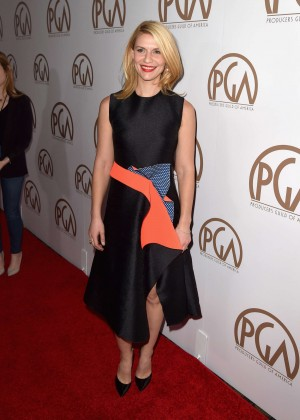 Claire Danes: 2015 Producers Guild Of America Awards -05
