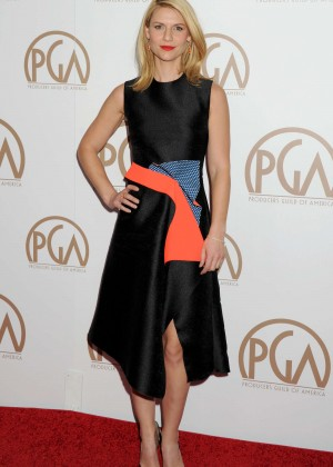 Claire Danes: 2015 Producers Guild Of America Awards -06