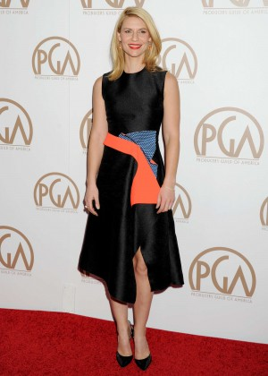Claire Danes: 2015 Producers Guild Of America Awards -08