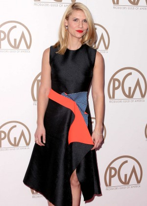 Claire Danes: 2015 Producers Guild Of America Awards -09