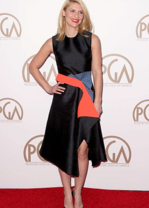 Claire Danes: 2015 Producers Guild Of America Awards -11