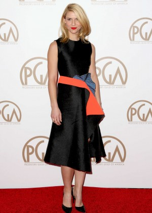 Claire Danes: 2015 Producers Guild Of America Awards -12