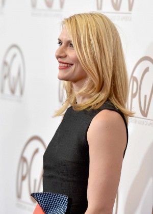 Claire Danes: 2015 Producers Guild Of America Awards -15