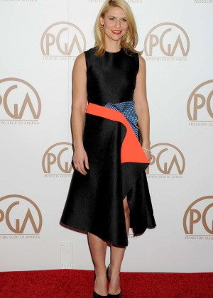 Claire Danes: 2015 Producers Guild Of America Awards -16