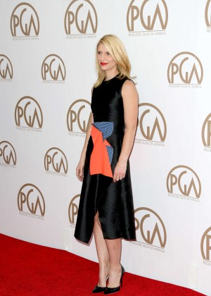 Claire Danes: 2015 Producers Guild Of America Awards -19
