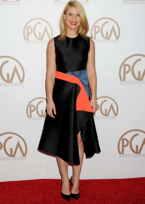Claire Danes: 2015 Producers Guild Of America Awards -20