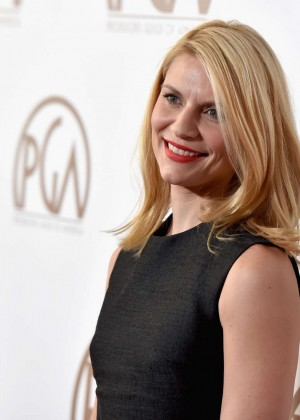 Claire Danes: 2015 Producers Guild Of America Awards -22