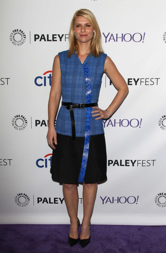 Claire Danes - 2015 PaleyFest in Hollywood