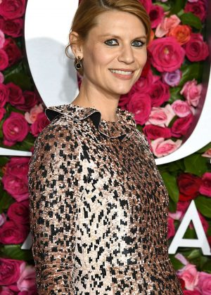 Claire Danes - 2018 Tony Awards in New York