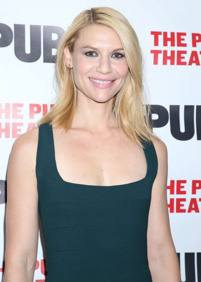 Claire Danes - 'Dry Powder' Opening Night Party in New York
