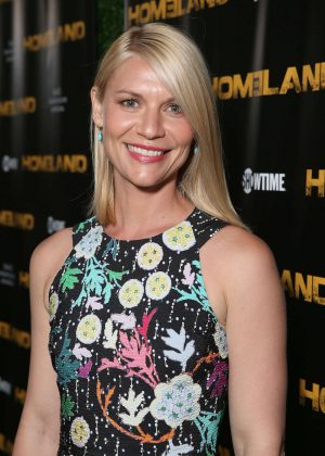 Claire Danes - Emmy For Your Consideration Event For 'Homeland' in Los Angeles