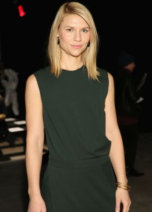 Claire Danes - Narciso Rodriguez 2016 Fashion Show in NYC