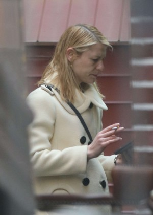 Claire Danes out in NY -13