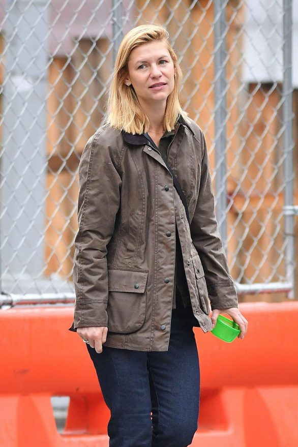 Claire Danes - Out in the West Village, New York City