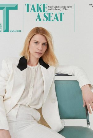 Claire Danes - T Magazine Singapore (May 2020)
