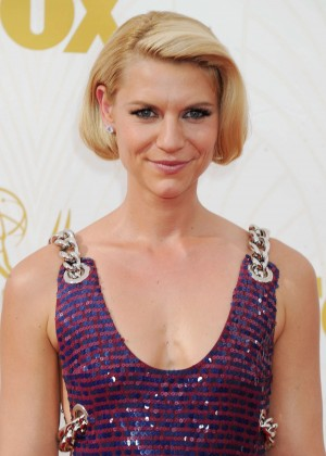 Claire Danes: 2015 Emmy Awards -13 - Full Size