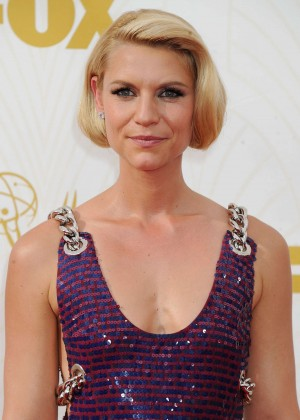 Claire Danes: 2015 Emmy Awards -16 - Full Size