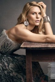Claire Danes - Town & Country US Magazine (March 2020)