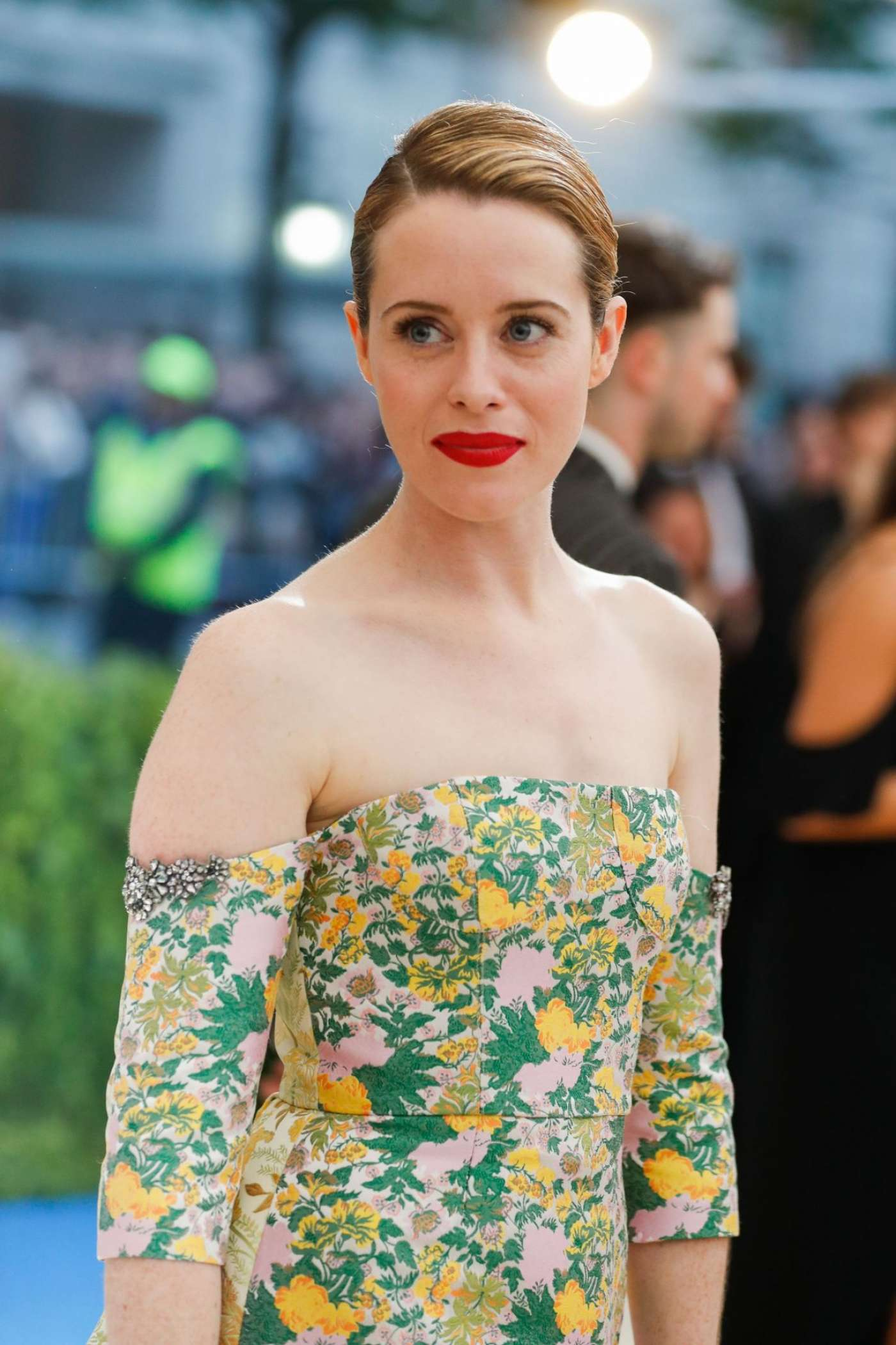Claire Foy - 2017 MET Costume Institute Gala in NYC