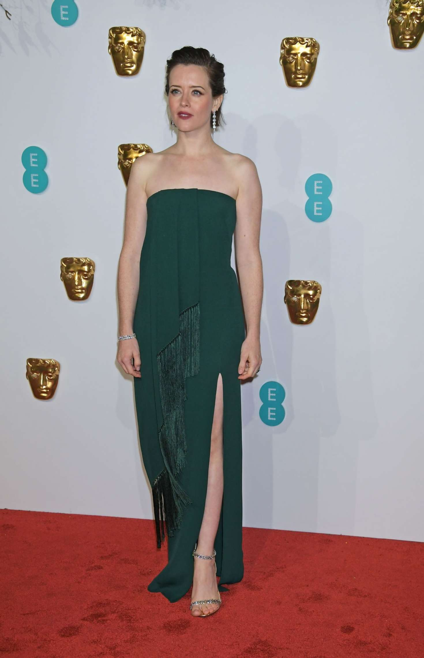 Claire Foy - 2019 British Academy Film Awards in London