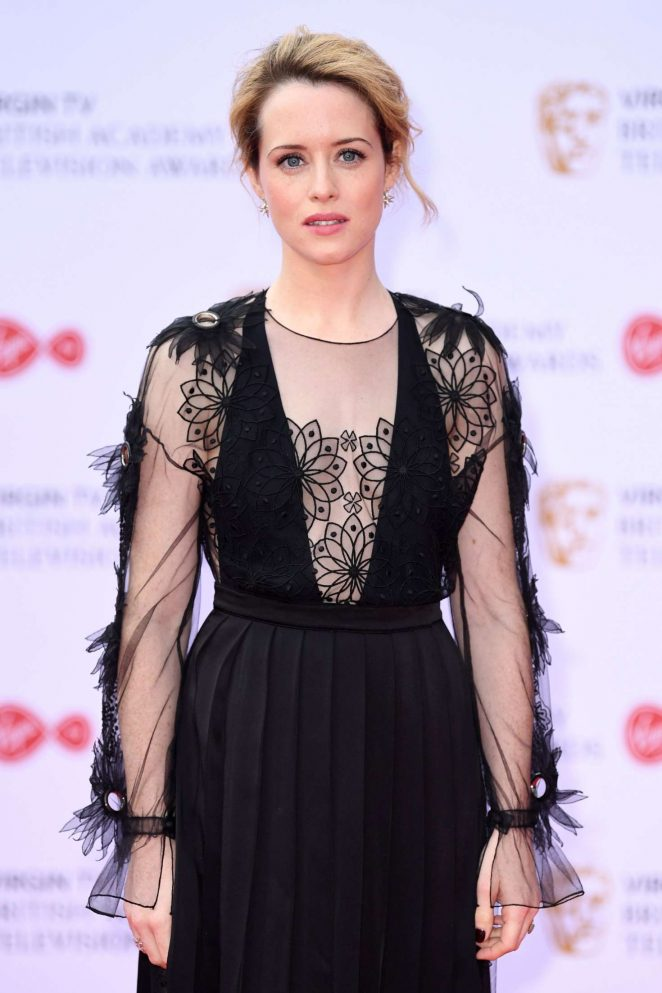 Claire Foy - British Academy Television Awards 2017 in London