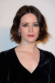 Claire Foy - Clash De Cartier Photocall in Paris