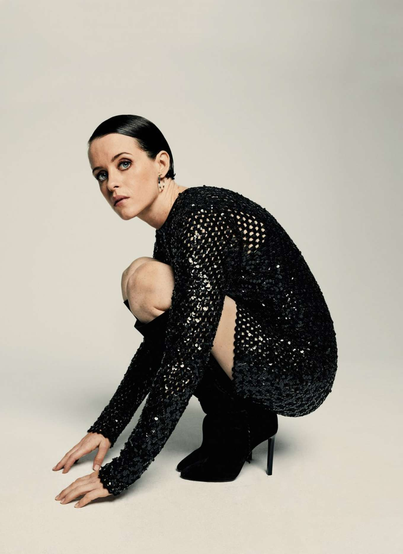 Claire Foy for GQ Magazine (November 2018)