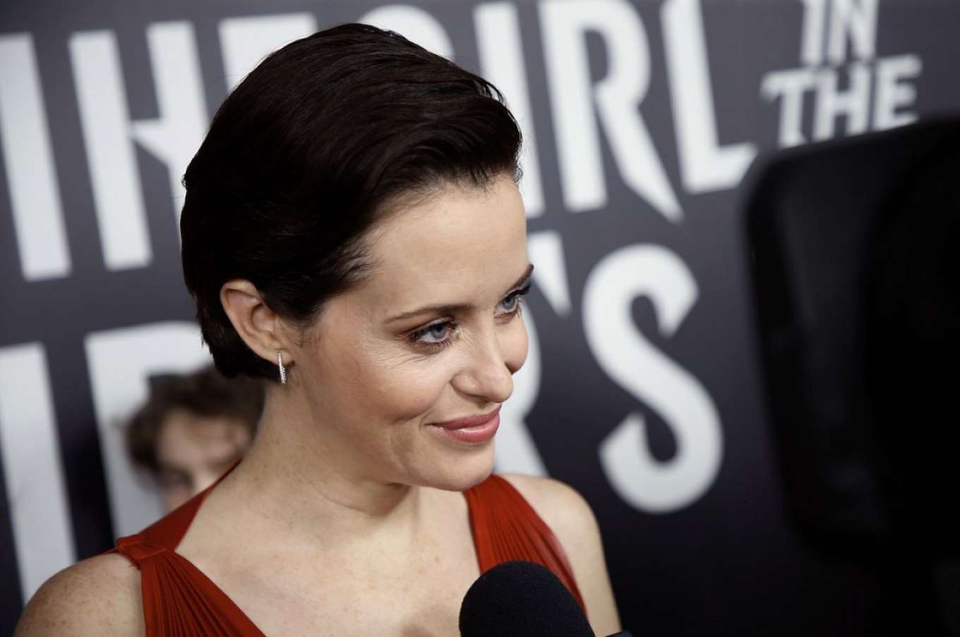 Claire Foy 2018 : Claire Foy: The Girl in The Spiders Web Screening -04
