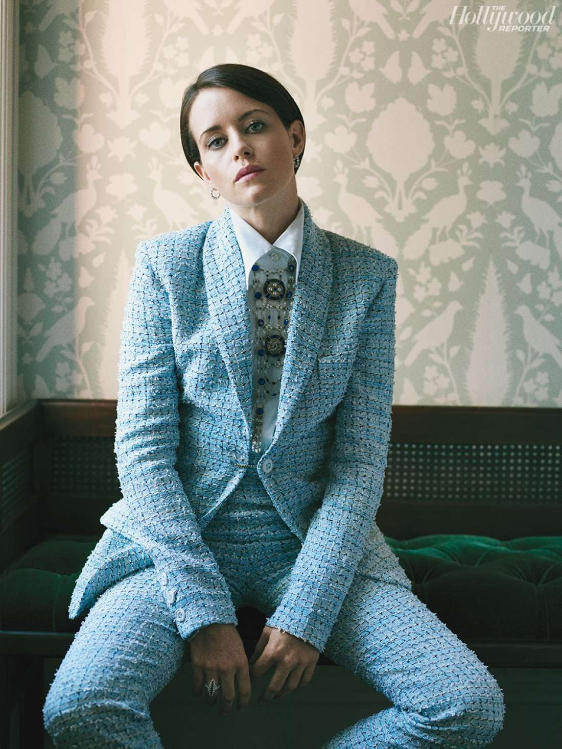 Claire Foy -The Hollywood Reporter (October 2018)