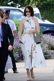Claire Foy - Wimbledon Tennis Championships 2019 in London